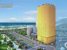 Căn hộ  Ven Biển Quy Nhơn Melody, giá 33 triệu/m2, trả chậm 3 năm 0% lãi suất