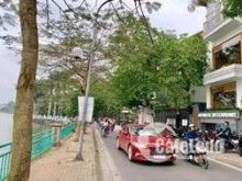Bán nhà mặt phố Nguyễn Đình Thi, Tây Hồ 368m2, mặt tiền 22m, LH: 0911150258
