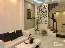 Bán nhà phường Phú Thượng, Tây Hồ. 53m2x5T. Biệt thự mini, Độc nhất hiện nay. Giá 4.2 tỷ