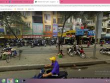 Cho thuê nhà làm nhà hàng mặt phố Nguyễn Trãi Hà Đông (bên chẵn): 80m2, 4 tầng.