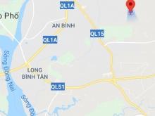 Cho thuê bãi tập kết container, xe ôtô các loại tại KCN Long Bình, ĐN