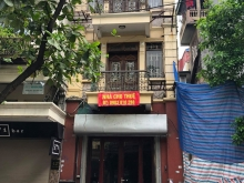 Nhà mặt phố kinh doanh Nguyễn Thị Định 65m2 3 tầng