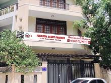 Cho thuê nhà căn góc Trung Sơn (Him Lam 6A) giá thuê ưu đãi lh  098.2222.910