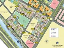 căn hộ chung cư 1pn 46m2 giá chỉ 1,366 tỷ dự án đẹp nhất HN- vinhome ocean park