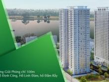 Eco Lake View – Chung cư Hoàng mai – căn 2PN+1/2 tỷ/75m2 - Chiết khấu 5%