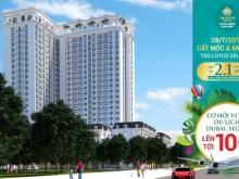 Mua chung cư TSG LOTUS Sài Đồng trúng ngay chuyến du lịch 100 triệu