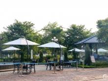 Căn hộ cao cấp trong không gian xanh ngay tại thủ đô Hà Nội