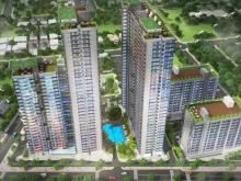 Nhà đẹp, giá rẻ, view thành phố: 1tỷ1 (bao VAT) cho căn hộ siêu sang trung tâm q