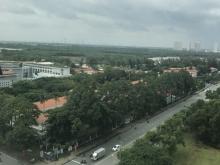 Bán căn hộ office-tel Golden King 1PN, 1WC,3 Mặt tiền Phú Mỹ Hưng, view sông