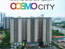 """Dự án căn hộ COSMO City vị trí """" Vàng"""" 99 Nguyễn Thị Thập"""