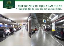 Dự án Eco - Green Sài Gòn, giá chỉ 52tr/m2, phường tân thuận tây Quận 7 TP.HCM