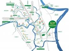Căn hộ cao cấp MT nguyễn lương bằng nằm trong lòng khu đô thị Phú Mỹ Hưng