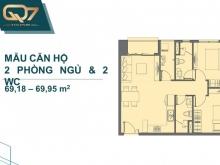 Căn Hộ Q7, Nhận Nhà Trước Tết Liền Kề Phú Mỹ Hưng , 40tr/m2