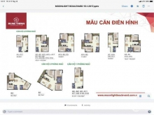 Bán một số căn Moonlight Boulevard, mặt tiền giá tốt cho KH ở và đầu tư