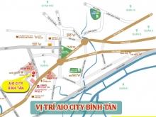 Dự án CHCC Aio City Tên Lửa - Bình Tân, ngân hàng hỗ trợ 75% lãi suất thấp