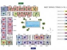 Bán căn hộ Golden Mansion, căn góc tháp GM1 view đường Phổ Quang, quận 1 cực rẻ