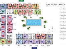 bán căn hộ Golden mansion Phú Nhuận 99m2, 3PN bán full nội thất 4.8 tỷ căn góc