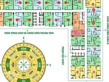 chuyển nhượng căn hộ momarhy block b đà nẵng 3pn giá tốt 1621 căn góc, bán nhanh