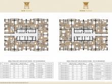Bán căn góc chung cư Tây Hồ Residence, 94.7m2, 3PN, full nội thất, CK 8%. 3,7xx