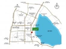 Căn hộ Quận Tây Hồ, View Hồ 2PN giá 2tỷ4, 3PN giá 3tỷ7, HTLS 0%, CK 8%