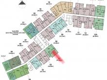 Căn hộ Compass One, căn góc tầng 12, đã thanh toán 25%, giá mềm. LH 0896 475679