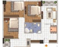 Cơ hội sở hữu căn hộ siêu hót dự án Hanhud, chỉ từ 25tr/m2, Ngõ 234 Hoàng Quốc V