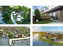 Water Point Bến Lức Long An. Khu đại đô thị ven sông lý tưởng để sống và đầu tư