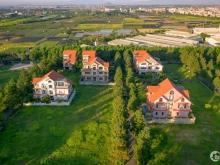 Biệt thự sinh thái, mật độ xây dựng 35%- 50%, giá chỉ 19tr/m2