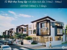 Bán Căn biệt thự kinh doanh, đường ô tô, nở hậu, giá 50tr/m2