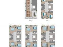 Bán khách sạn 5 tầng từ 16 phòng tại trung tâm Bãi Cháy Hạ Long,