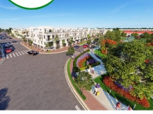 mở bán nhà phố và biệt thự viva park gần CHỢ VÀ KDL giang điền giá 1,7 tỷ trar g