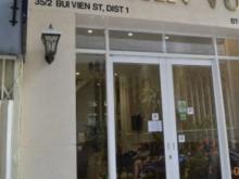 khách sạn 5 sao quận 1,phố Bùi Viện,giá hấp dẫn đang kinh doanh tốt