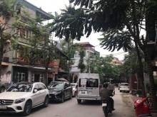 Mặt phố Phan Kế Bính, Ba Đình, Lô góc, Vỉa hè rộng. DT 52m2x5T, Mt 5.32m, 16 Tỷ