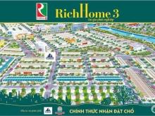 """Công ty Kim oanh chính thức nhận đặt chỗ nhà ở xã hội """"Rich Home 3"""""""
