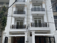 Nhà riêng mặt tiền đường số 1, Chu Văn An. 60 m2. SHR hoàn công. 1 trệt 3 lầu