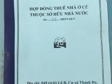 Bán nhà mặt tiền Cư Xá Thanh Đa, Lô B, Bình Thạnh, tiện kinh doanh
