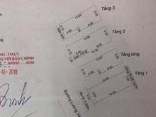 Bán nhà MT Lương Văn Can – Nhà 4 tầng mơi 100%, cực đẹp.