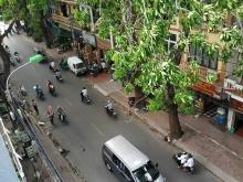 SIÊU PHẨM mặt phố Pháo Đài Láng, mặt tiền 4m, DT 52m2, ôtô tránh nhau.