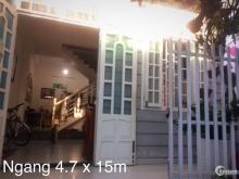 Cần bán Nhà 2 tầng kiệt hoàng thúc tram, hải châu, giá mềm, lh 0768456886