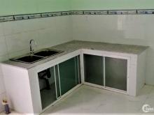 Bán nhà 1 lầu 1tỷ7, gần chợ Hưng Long, 90m2, 3 phòng ngủ, 900tr nhận nhà ngay