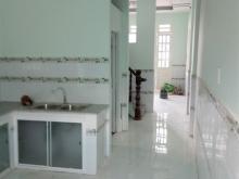 [Bán nhà mới] 1 trệt 1 lầu gần chợ Hưng Long, 80m2, shr