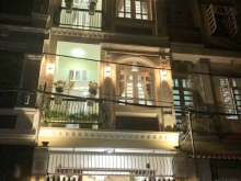 Bán nhà 3 tầng đẹp lung linh mặt tiền hẻm 12m 2279 Huỳnh Tấn Phát Nhà Bè(PiPi)