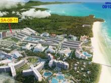 Chỉ cần 4 tỷ rưỡi sở hữu shophouse SA-08-11 ngay Casino Phú Quốc