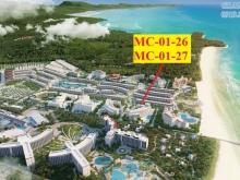 """Đẹp nhất! Cặp Shophouse Phú Quốc """"MC-01-26 & MC-01-27"""" ngay Casino,"""