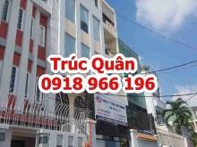 Bán nhà mặt tiền đường Trần Quý Khoách, P. Tân Định, Quận 1 ( 8m x13m) 5 tầng.