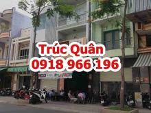 Bán nhà MT đường Lê Thị Riêng, P. Bến Thành, Quận 1 ( 4x16m) giá 20.5 tỷ