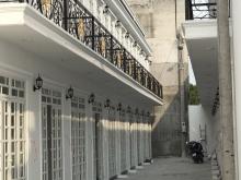 Nhà phố nằm trên đường Hà Huy Giáp quận 12.