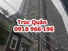 Bán nhà HXH đường Lê Văn Sỹ, Quận 3 ( 9.5m x 21m) Giá 41.5 tỷ TL 0918 966 196