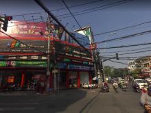 Bán tòa nhà góc 2 mặt tiền Lê Văn Sỹ-Trần Quang Diệu, Q.3, 12x18m, Giá 65 tỷ