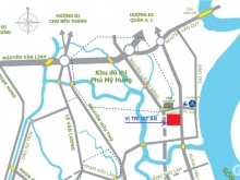 Sở hữu ngay căn hộ Boulevard, Nguyễn Lương Bằng, Phú Mỹ